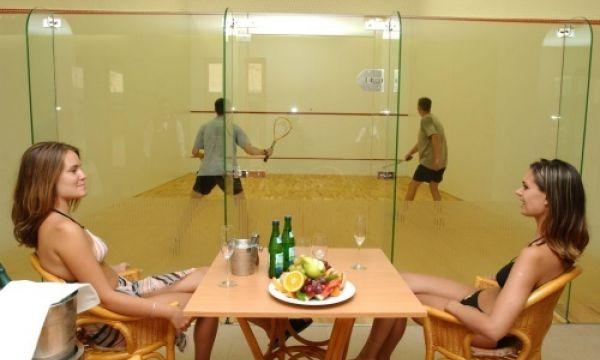 Hunguest Hotel Pelion - Tapolca - Squash pálya