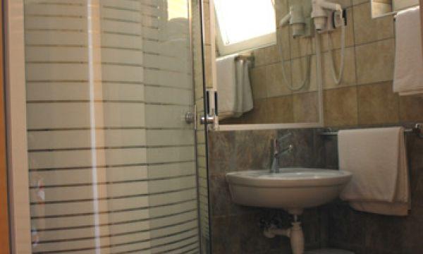 Hotel Dam - Fonyód - Fürdőszoba