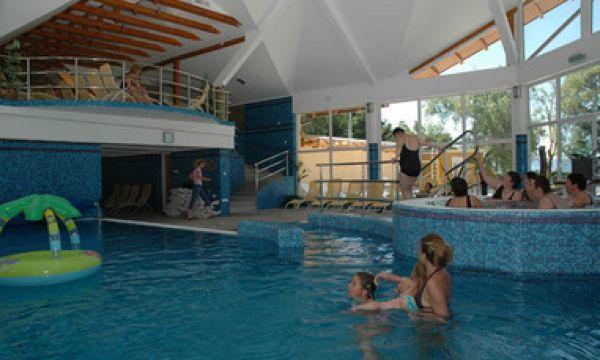 Hotel Dam - Fonyód - Beltéri medence