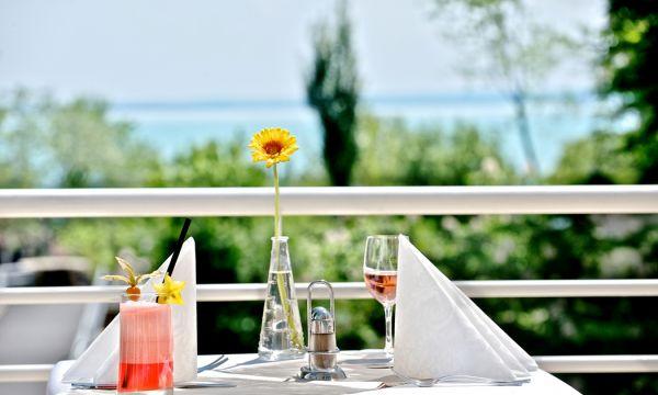 Hunguest Hotel Bál Resort - Balatonalmádi - Kilátás a teraszról