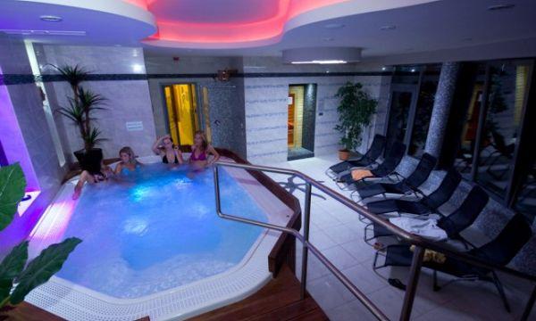 Hotel Viktória - Sárvár - Wellness részleg jakuzzi