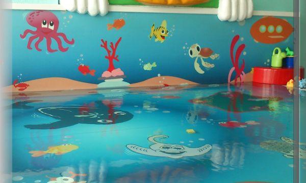 Szalajka Liget Hotel - Szilvásvárad - Gyermek pancsoló (3 éves korig)