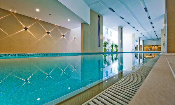 Abacus Wellness Hotel - Herceghalom - Wellness beltéri medence