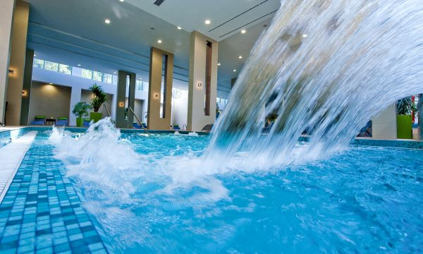 Abacus Business & Wellness Hotel - Herceghalom - Wellness beltéri medence