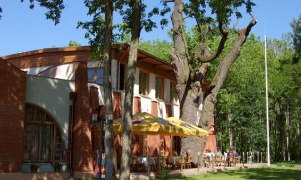 Zichy Park Hotel - Bikács - Borostyán Étterem