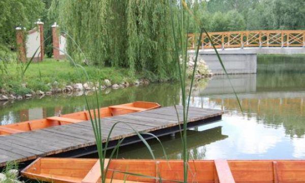 Zichy Park Hotel - Bikács - Csónakázási lehetőség