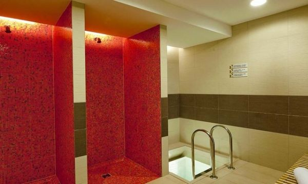 Abacus Wellness Hotel - Herceghalom - Wellness szauna