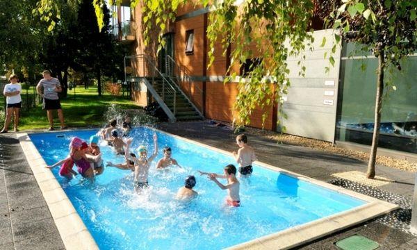 Abacus Wellness Hotel - Herceghalom - Gyerekmedence
