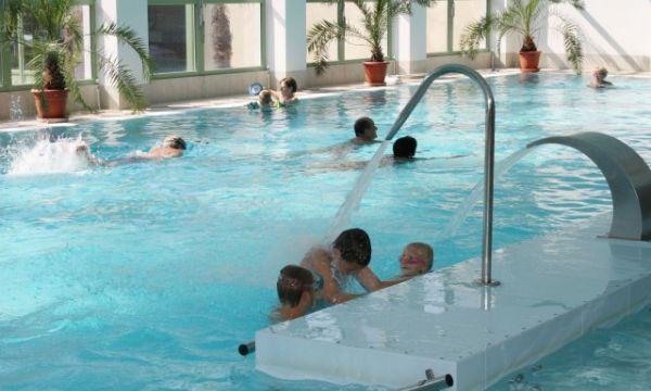 Thermal Hotel - Harkány - Wellness beltéri medence