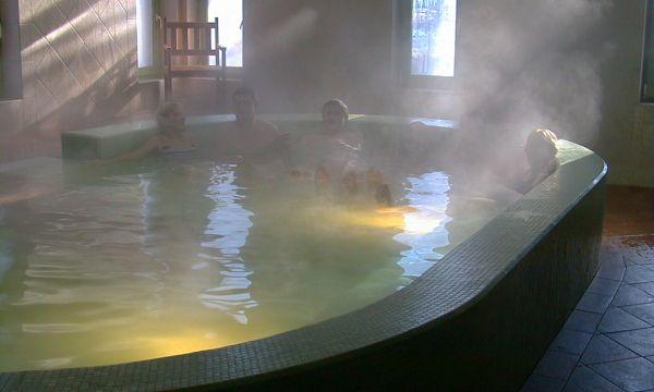 Thermal Hotel - Harkány - Gyógyvizes medence