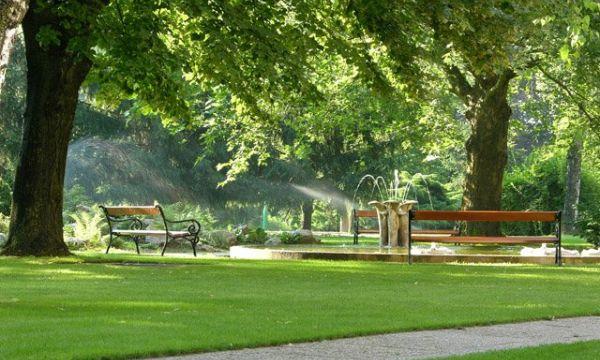 Thermal Hotel - Harkány - A park