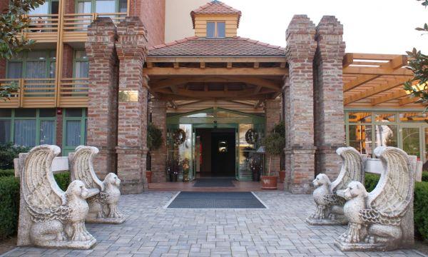 Thermal Hotel - Harkány - A hotel bejárata