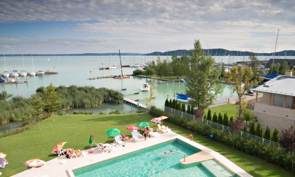 Hotel Silverine Lake Resort - Balatonfüred - 16