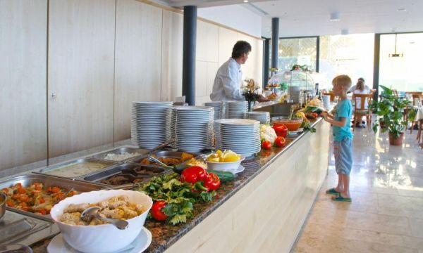Zenit Hotel Balaton - Vonyarcvashegy - Étterem