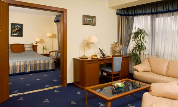 Hotel Kálvária - Győr - lakosztály