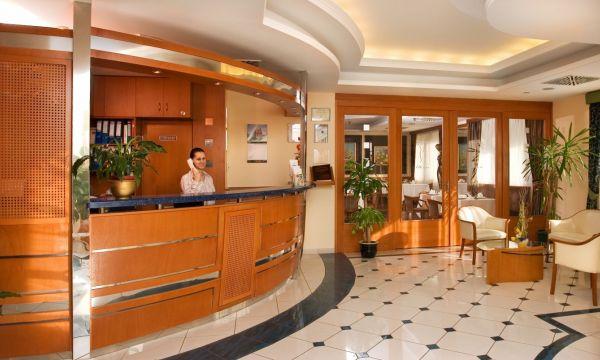 Hotel Kálvária - Győr - Recepció
