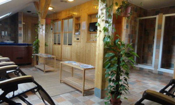 Nelson Hotel - Hajdúszoboszló - Wellness részleg