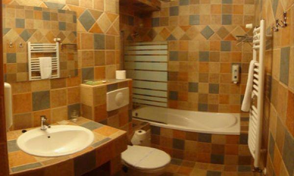 Nelson Hotel - Hajdúszoboszló - Standard szoba fürdőszoba