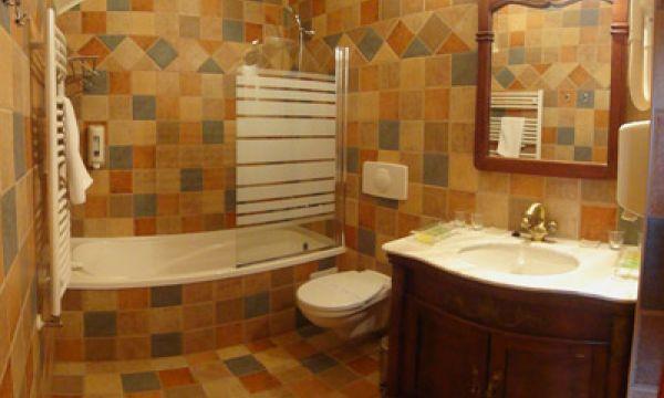 Nelson Hotel - Hajdúszoboszló - Deluxe avagy családi szoba fürdőszoba
