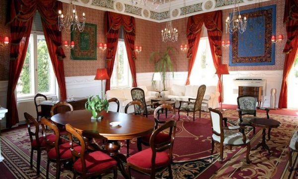 Puchner Kastélyszálló és Reneszánsz Élménybirtok - Bikal - Elnöki lakosztály nappalija