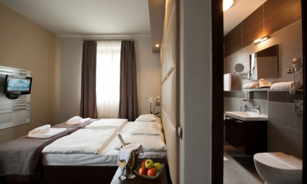 Hotel Villa Völgy - Eger - Design Deluxe szoba