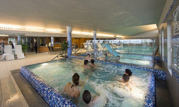 Zenit Hotel Balaton - Vonyarcvashegy - Jacuzzi