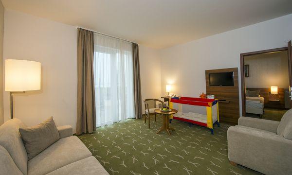Zenit Hotel Balaton - Vonyarcvashegy - Családi lakosztály, Zenit Hotel Balaton****