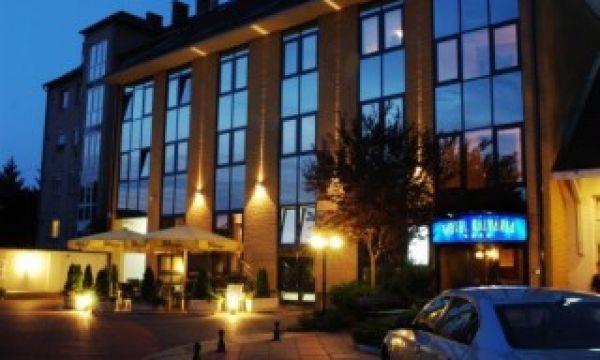 Hotel Kálvária - Győr - 4*-os épület udvar felől