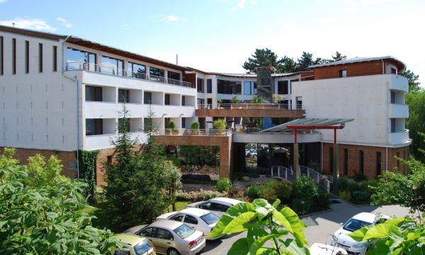 Hotel Residence - Siófok - A hotel