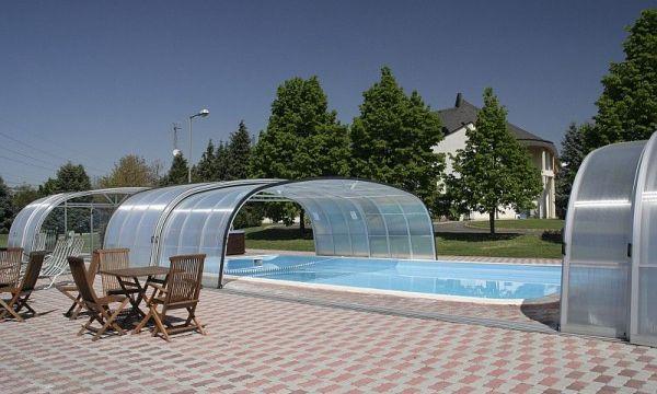 Hotel Ovit - Keszthely - Kültéri medence