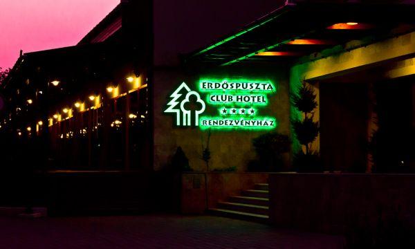 Erdőspuszta Club Hotel - Debrecen - 3