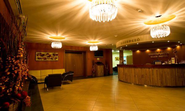 Erdőspuszta Club Hotel - Debrecen - 24