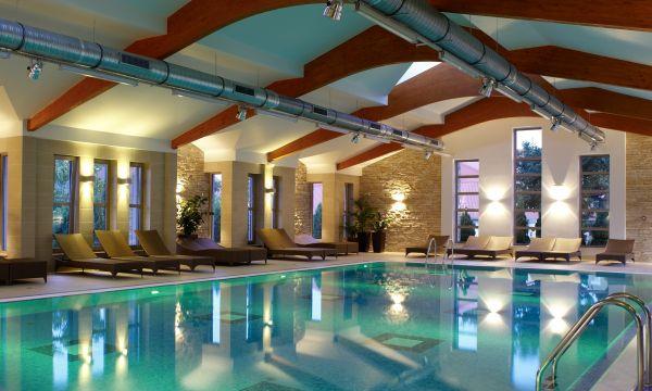 Kolping Hotel Spa & Family Resort - Alsópáhok - Úszómedence csak felnőtteknek