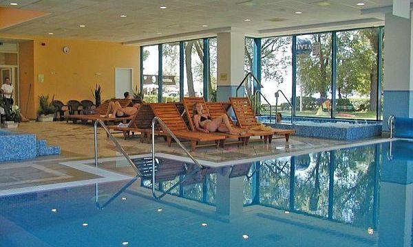 Hotel Magistern - Siófok - Hotel Magistern Siófok - Belső medence