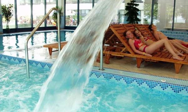 Hotel Magistern - Siófok - Hotel Magistern Siófok - Élménymedence
