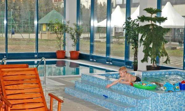 Hotel Magistern - Siófok - Hotel Magistern Siófok - Gyerekemedence