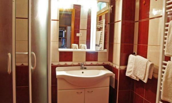 Hotel Hőforrás - Gyula - Komfort szoba fürdőszoba