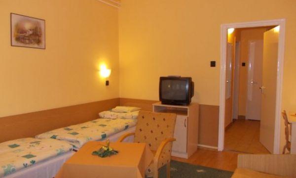 Hotel Hőforrás - Gyula - Kétágyas, standard szoba