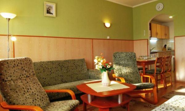 Hotel Hőforrás - Gyula - Családi szoba, apartman