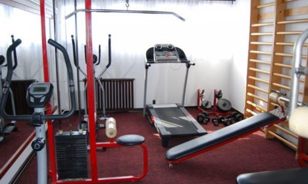Hotel Hőforrás - Gyula - Fitness terem