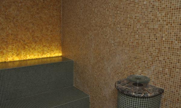 Vital Hotel Nautis - Gárdony - Gőzfürdő