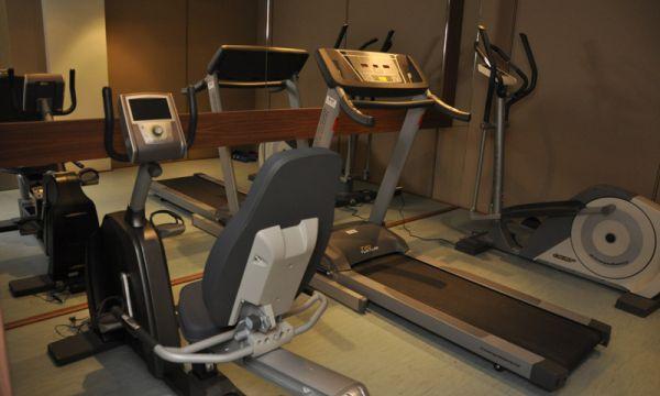 Vital Hotel Nautis - Gárdony - Cardio terem