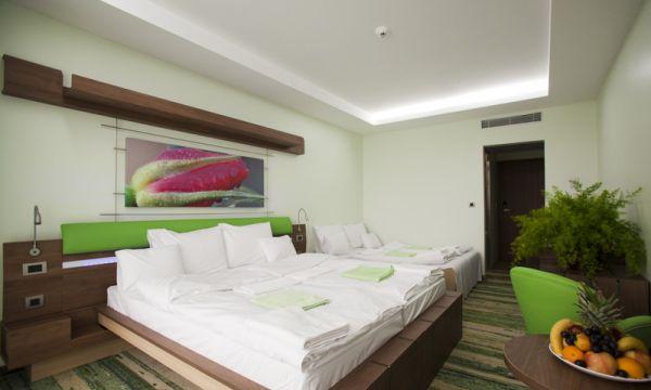 Vital Hotel Nautis - Gárdony - 2 ágyas szoba pótággyal