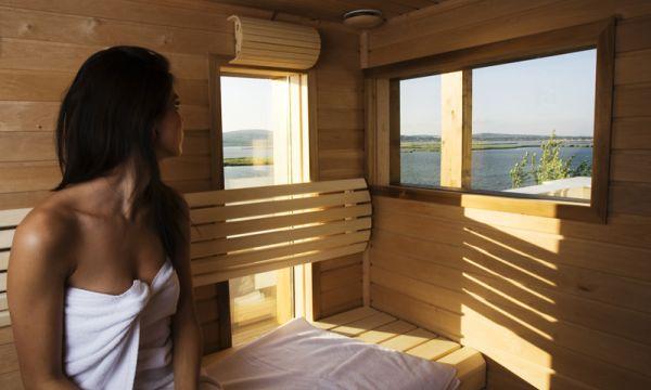 Vital Hotel Nautis - Gárdony - Luxus lakosztály szauna