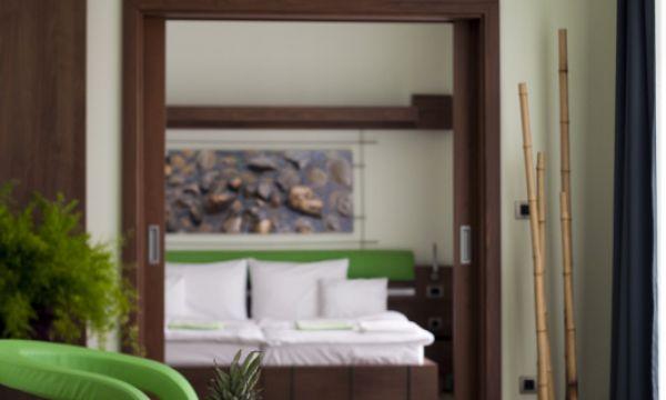 Vital Hotel Nautis - Gárdony - Luxus lakosztály hálószoba