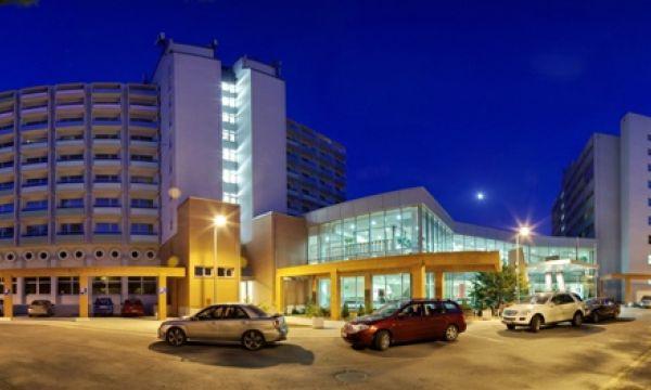 Hunguest Hotel Erkel - Gyula - A hotel