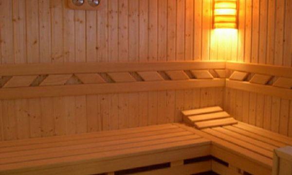 Hotel Panoráma - Balatongyörök - Wellness részleg szauna