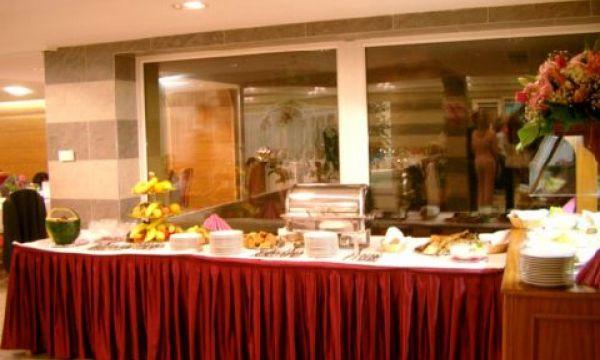 Hotel Panoráma - Balatongyörök - Étterem