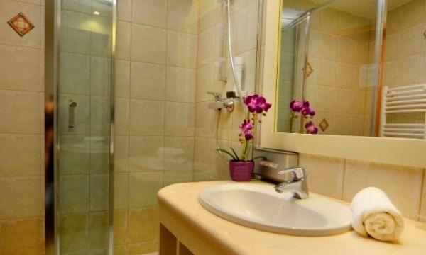 Hotel Residence - Siófok - Standard szoba fürdőszoba