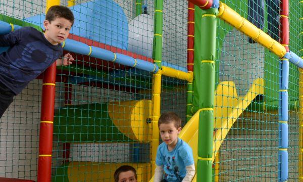Hotel Residence - Siófok - Gyerek játszószoba
